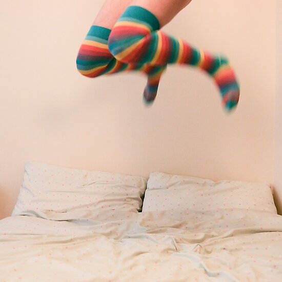 Jump! by Hannah Welbourn