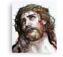 Jesus 4 Canvas Print