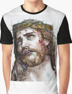 Jesus 4 Graphic T-Shirt