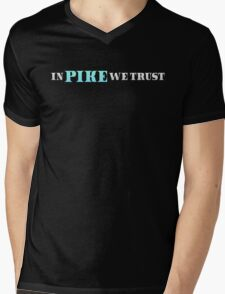 In Pike We Trust - Critical Role Mens V-Neck T-Shirt