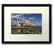 Duke of Lancaster  Framed Print