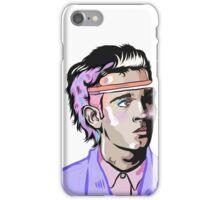 Purple Tux Matty iPhone Case/Skin