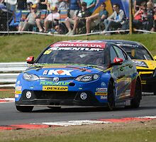 99 Jason Plato by Nigel Bangert