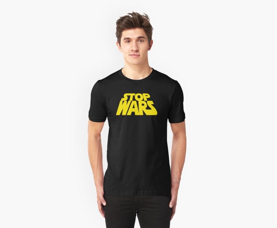 STOP WARS! by spud-17
