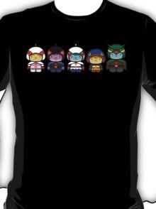 Chibi-Fi Gatchaman T-Shirt