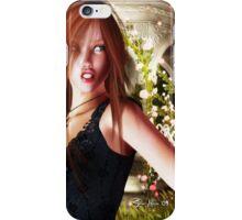 Jessica Alba # 3 iPhone Case/Skin