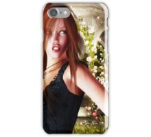 Jessica Alba # 3 iPhone Case/Skin