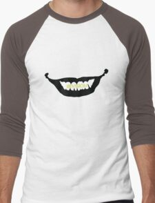 Smiley Tee :D Men's Baseball ¾ T-Shirt