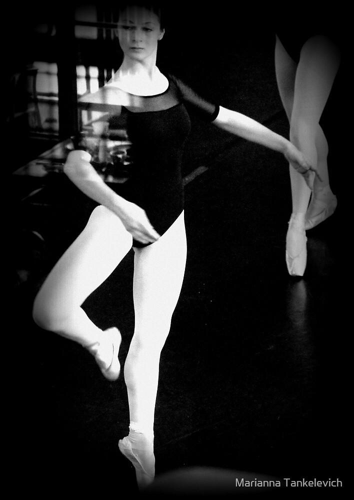 ballerina by Marianna Tankelevich