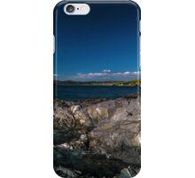 Coastal View nr Polkerris iPhone Case/Skin