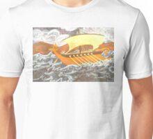 Ship at Sea Unisex T-Shirt