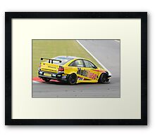 78 Chris James Framed Print