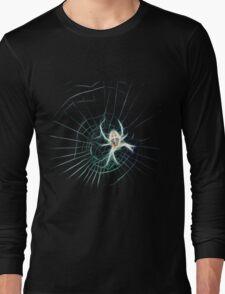 Fractal spider Long Sleeve T-Shirt