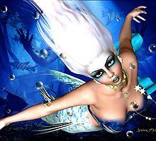 Mermaid # 4 by Junior Mclean
