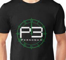 Persona 3 Logo + Dark Hour Unisex T-Shirt