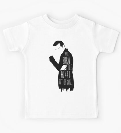 Out of you.  Kids Tee