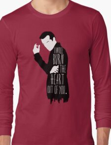 Out of you.  Long Sleeve T-Shirt