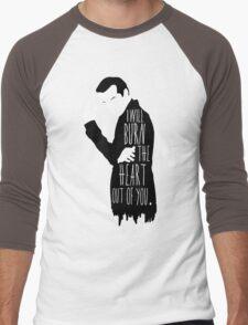 Out of you.  Men's Baseball ¾ T-Shirt