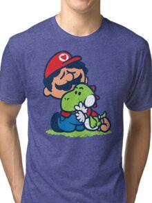 SUPER PALS! Tri-blend T-Shirt
