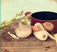 Pea Soup by Linda Lees