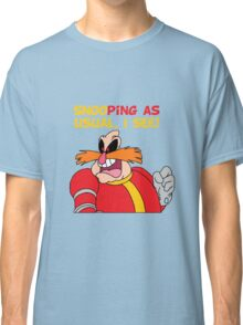 "Robotnik ""SnooPing As usual"" Classic T-Shirt"