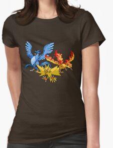 Legendary Birds Womens Fitted T-Shirt