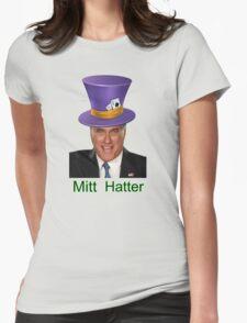 Mitt Romney 2012 mad Hatter T-Shirt