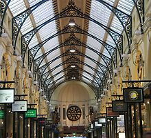 Royal Arcade, Melbourne by Richard Murias