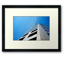 The Architecture Framed Print