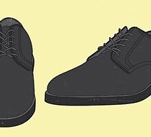 The Usual Suspects Shoes by outofrice