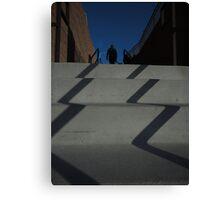 Stair Stepper Canvas Print