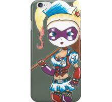 Harleen Quinzel - Harley Quinn iPhone Case/Skin