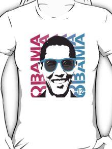 Cool Obama 2012 Women's T Shirt T-Shirt