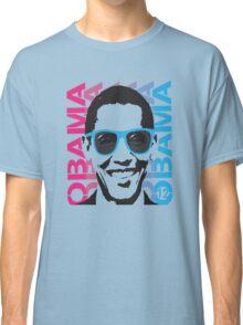 Cool Obama 2012 Women's T Shirt Classic T-Shirt