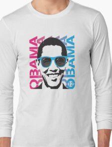 Cool Obama 2012 Women's T Shirt Long Sleeve T-Shirt