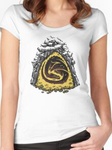 Within the Lonely Mountain Women's Fitted Scoop T-Shirt