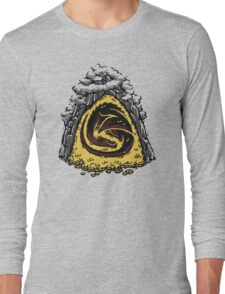 Within the Lonely Mountain Long Sleeve T-Shirt