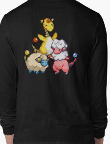 Mareep Evolutions Long Sleeve T-Shirt