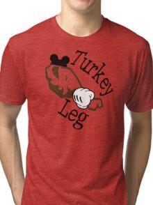 Turkey Leg Tri-blend T-Shirt