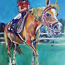 Giddy up by christine purtle