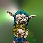Karlchen the Goblin by Enri-Art