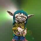 Karlchen the Goblin by Enri-Art