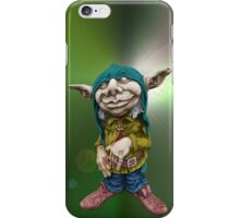 Karlchen the Goblin iPhone Case/Skin
