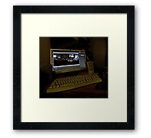 The Computer Framed Print