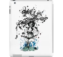 Mind is the... iPad Case/Skin