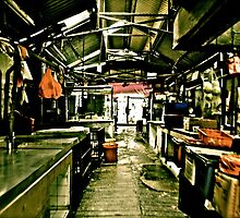 KL 's Wet Market by withsun