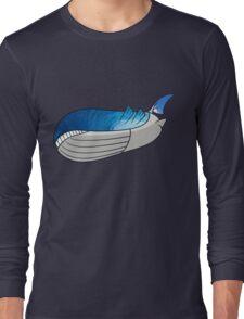 Wailord - Pokémon Art Long Sleeve T-Shirt