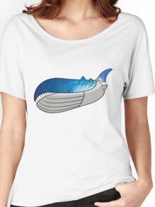 Wailord - Pokémon Art Women's Relaxed Fit T-Shirt