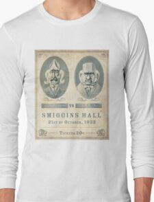 Phillips versus Allen: Head to Head at last! Long Sleeve T-Shirt