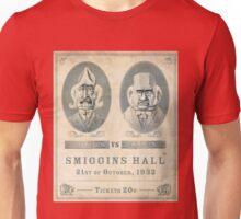 Phillips versus Allen: Head to Head at last! Unisex T-Shirt